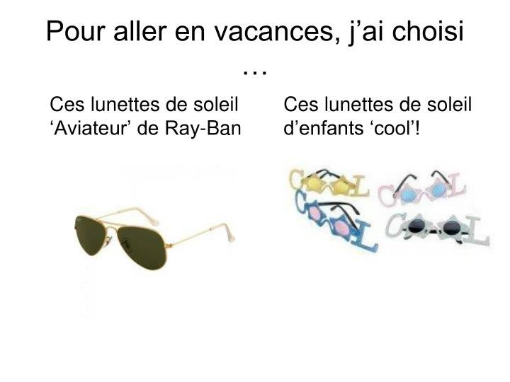 Ces lunettes de soleil 'Aviateur' de Ray-Ban