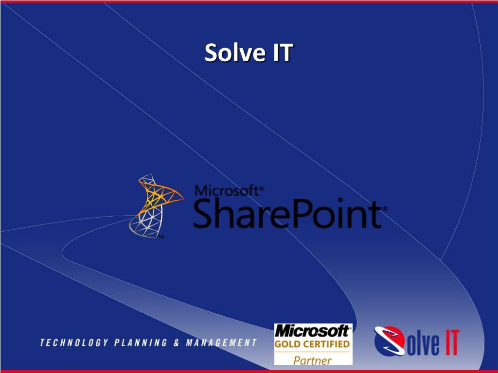 solve it l.