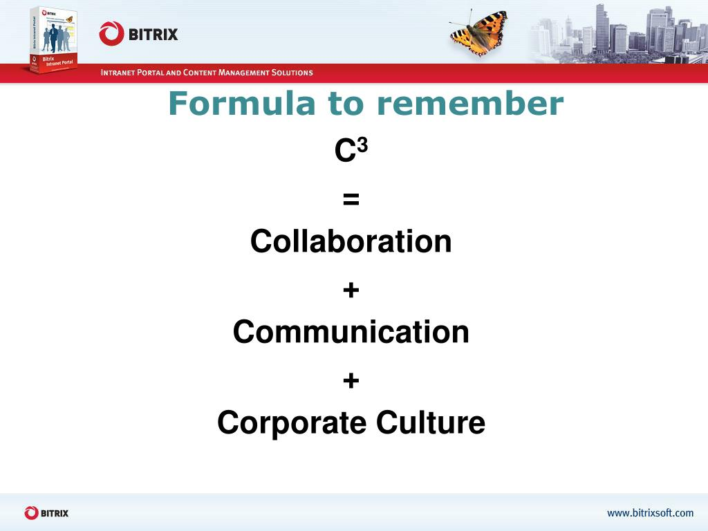 Formula to remember