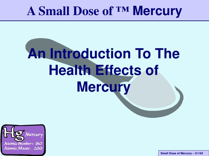 an analysis of the topic of mercury metal According to the analysis of correlations between blood heavy metal levels and alzheimer's disease, lead, cadmium and mercury were 0035, 043 and 027 respectively in terms of p-value in case of serum, lead, cadmium and mercury were 045, 024 and 09 respectively in terms of p-value.