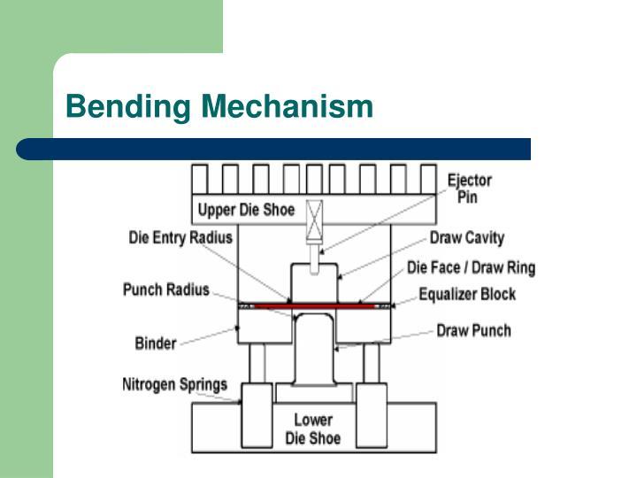 Bending Mechanism