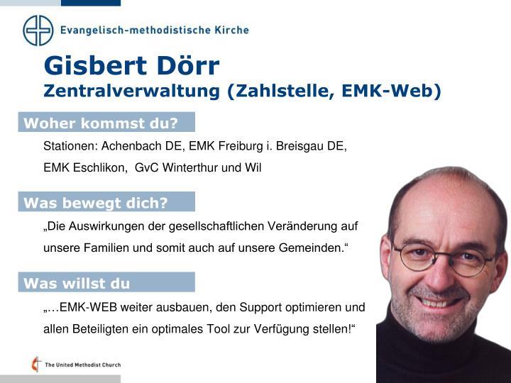 Gisbert Dörr