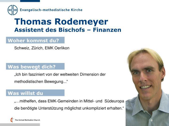 Thomas Rodemeyer