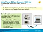 infiniivision offline analysis b4610a compatible with all infiniivision dsos and msos 500