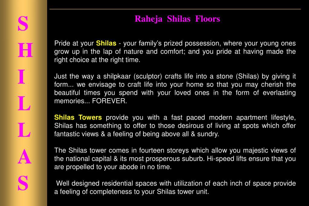 SHILLAS
