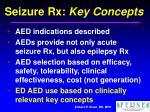 seizure rx key concepts29