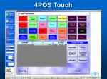 4pos touch