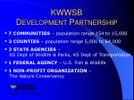 kwwsb d evelopment p artnership