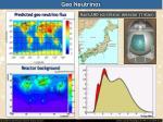 geo neutrinos