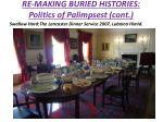 re making buried histories politics of palimpsest cont
