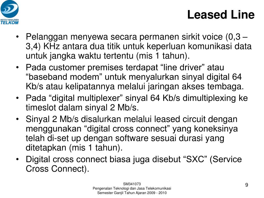 Leased Line