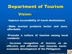 department of tourism1