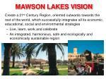 mawson lakes vision