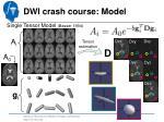 dwi crash course model
