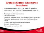 graduate student governance association1
