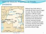 zaire de mobuto arquetipo do estado predat rio