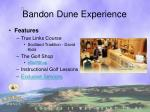 bandon dune experience