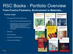 rsc books portfolio overview1