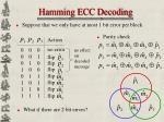 hamming ecc decoding48