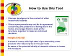 how to use this tool3