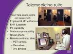 telemedicine suite