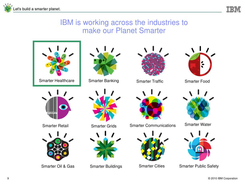 IBM is working across the industries to