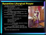 byzantine liturgical prayer