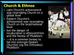 church ethnos