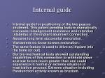 internal guide