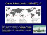 charles robert darwin 1809 1882 2