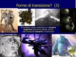forme di transizione 3