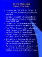hill end ownership nsw australia au