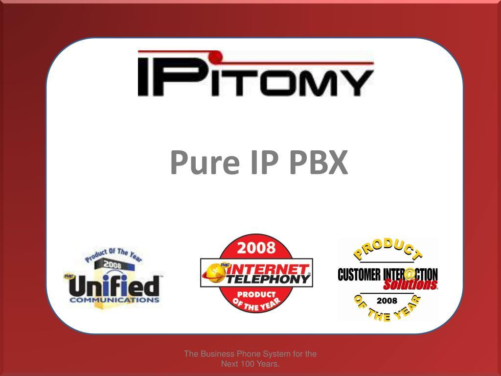 pure ip pbx