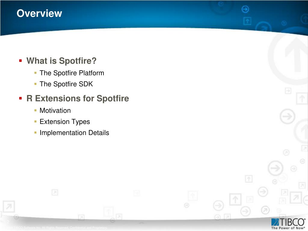 PPT - Enhancing Spotfire with the Power of R PowerPoint Presentation