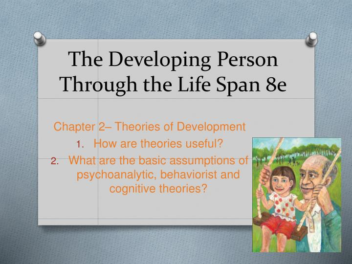 the developing person through the life span 8e n.
