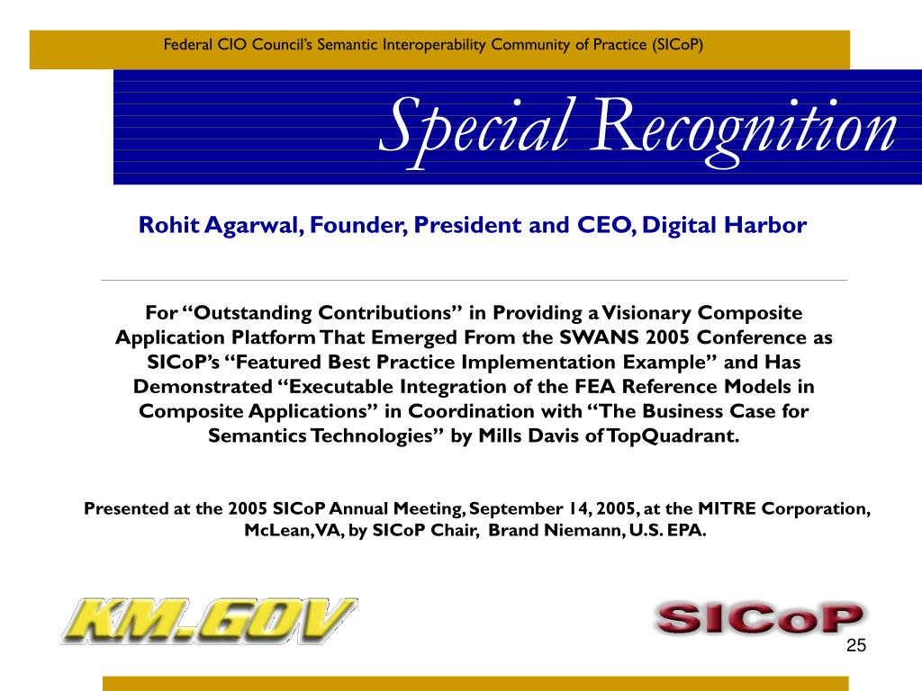 Rohit Agarwal, Founder, President and CEO, Digital Harbor