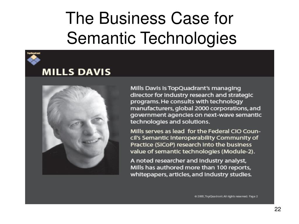 The Business Case for