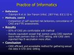 practice of informatics3