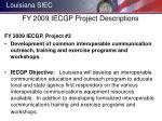 fy 2009 iecgp project descriptions3