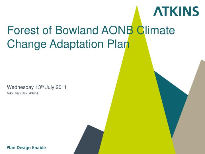 forest of bowland aonb climate change adaptation plan n.