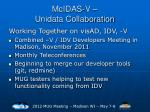mcidas v unidata collaboration
