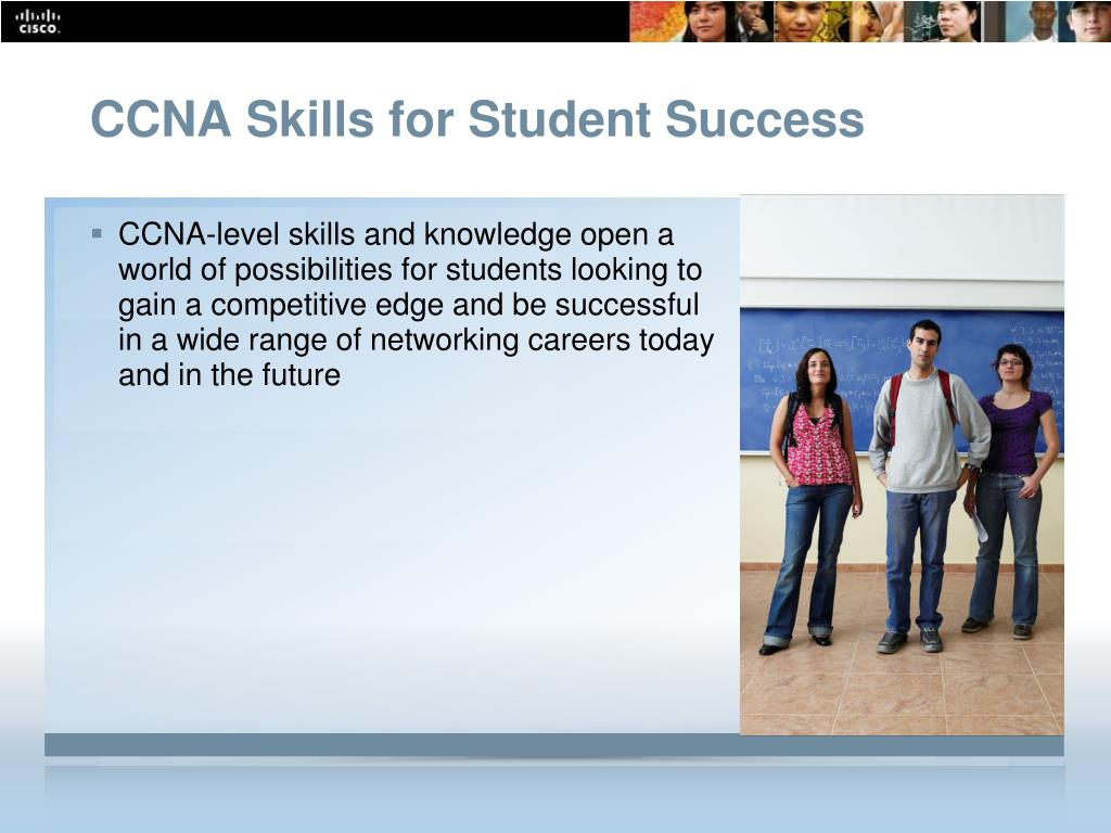 CCNA Skills for Student Success