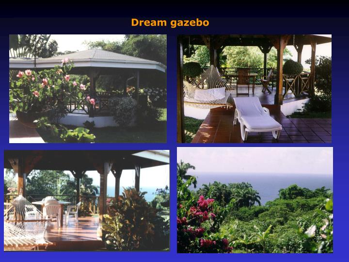 Dream gazebo