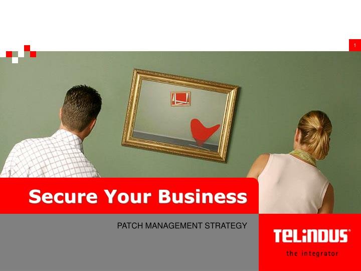 secure your business n.