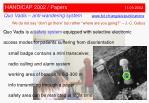 handicap 2002 papers 11 09 20022