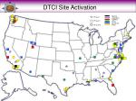 dtci site activation