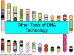 other tools of dna technology