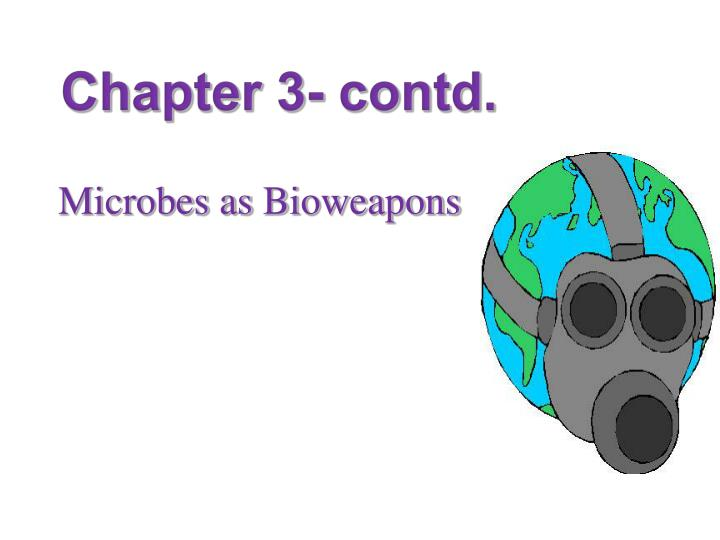 chapter 3 contd n.