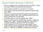 feed in tariffs scenario 2 ab 1613