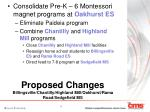 proposed changes billingsville chantilly highland mill oakhurst rama road sedgefield ms